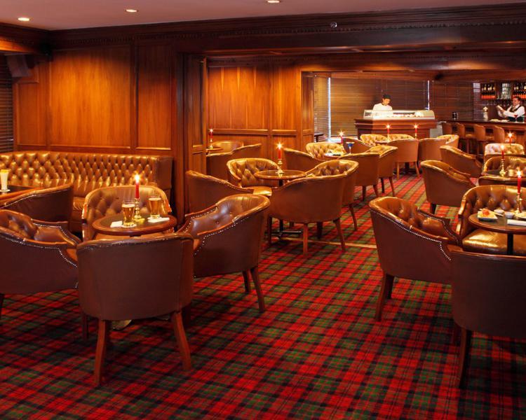 Glasgow Bar ESTELAR La Fontana Hotel