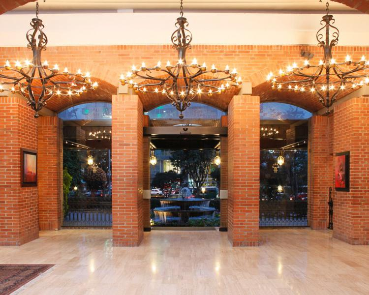 Lobby ESTELAR La Fontana Hotel