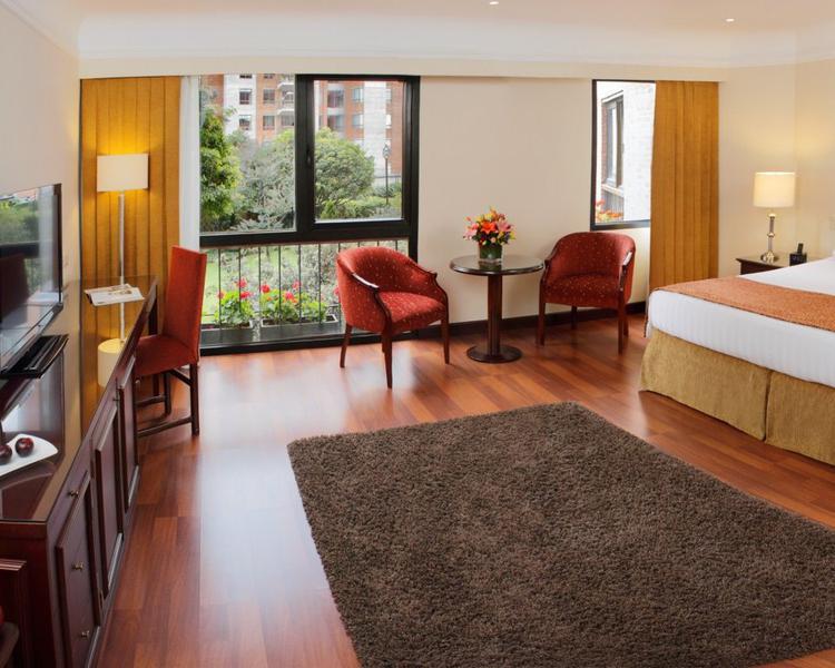 Superior Room ESTELAR La Fontana Hotel Bogota