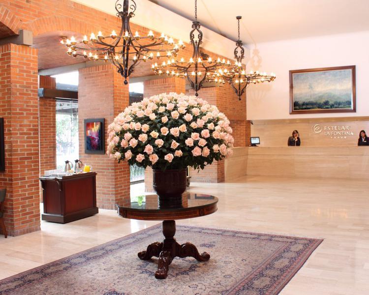 24 hours services ESTELAR La Fontana Hotel Bogota