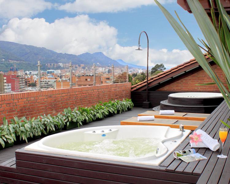 Jacuzzi ESTELAR La Fontana Hotel Bogota